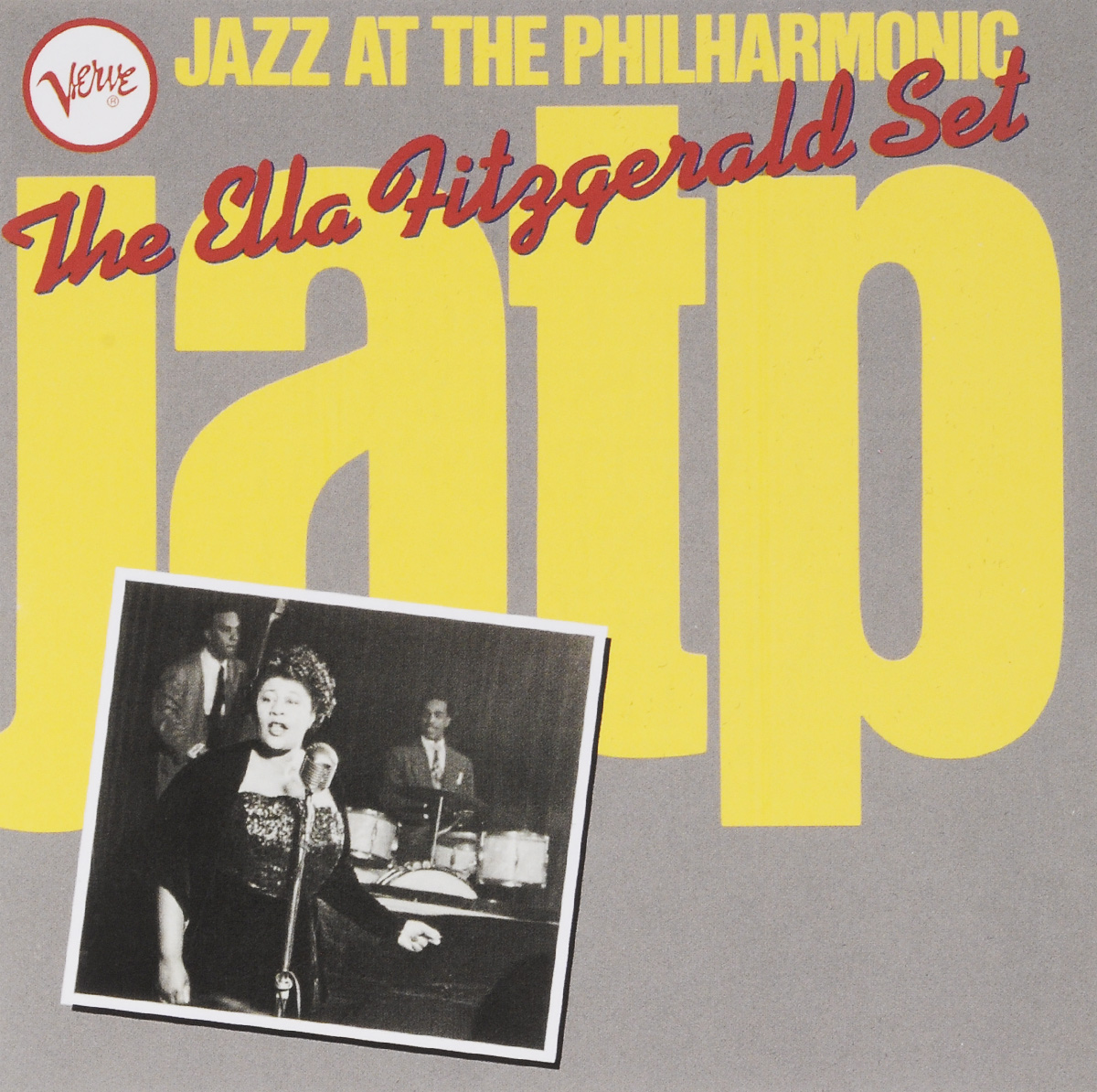 Элла Фитцжеральд Jazz At The Philharmonic. The Ella Fitzgerald Set элла фитцжеральд ella fitzgerald the voice of jazz 10 cd