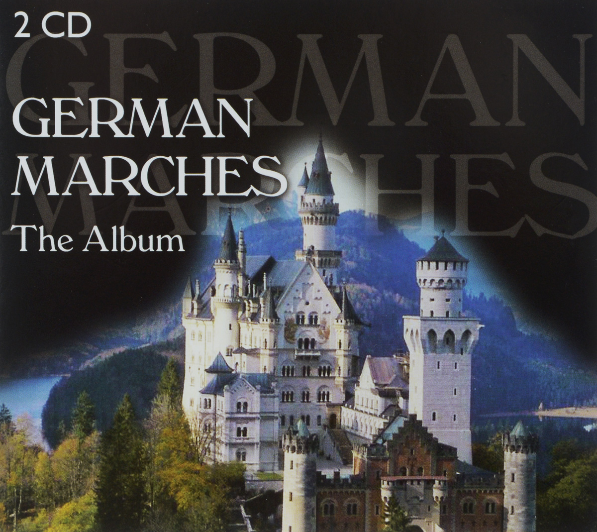 Zakazat.ru The Album. German Marches (2 CD)