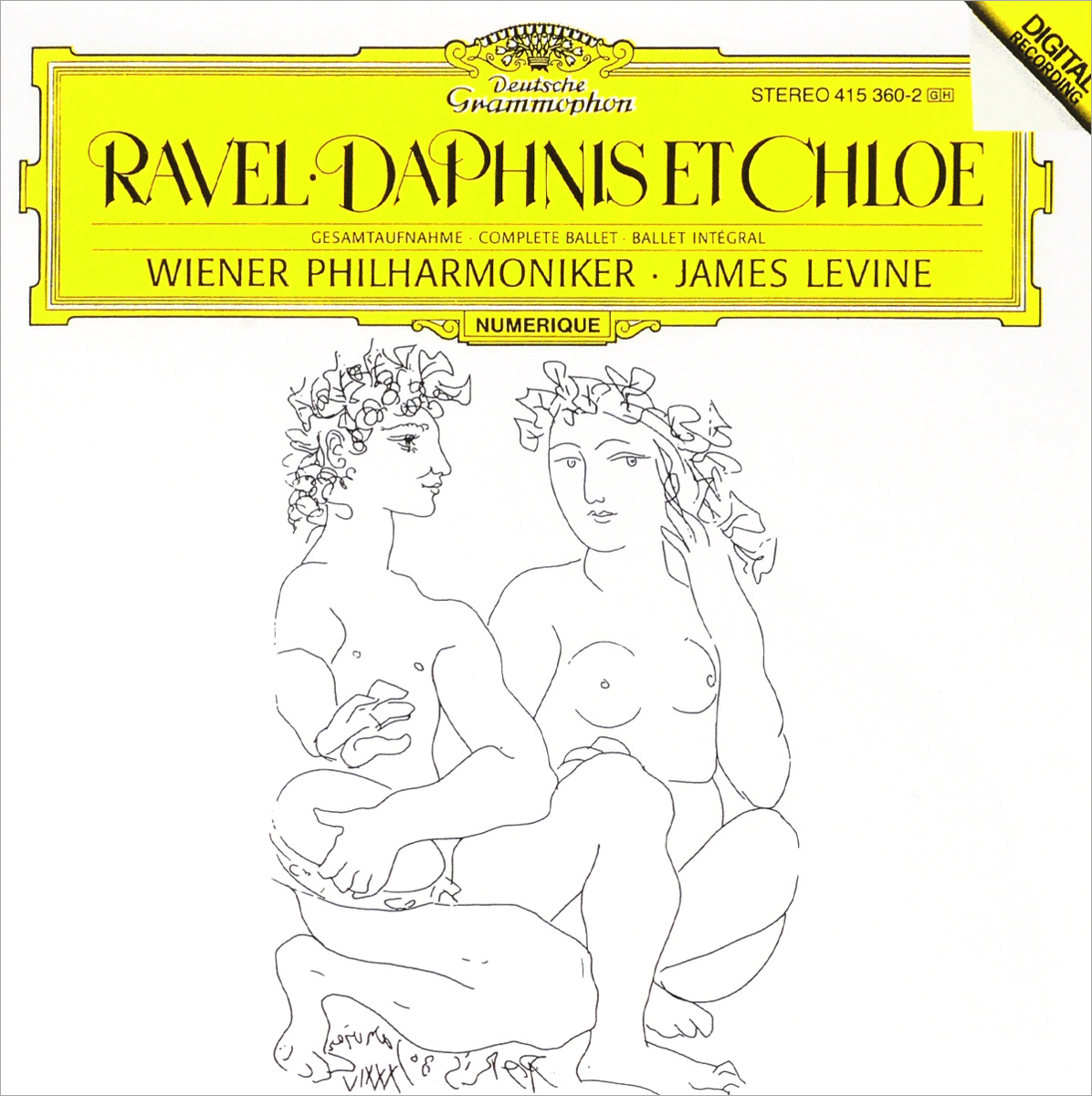 Джеймс Левайн,Wiener Philharmoniker Orchestra James Levine, Wiener Philharmoniker. Ravel. Daphnis Et Chloe münchner philharmoniker elbphilharmonie hamburg