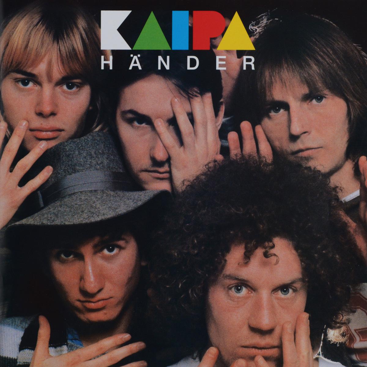 Kaipa Kaipa. Hander комплекты акустики magnat tempus 55 33 center 22 black