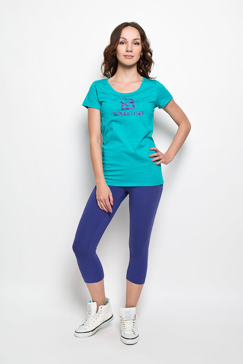 Капри женские BeGood, цвет: фиолетовый. SS16-BGUZ-510. Размер 46SS16-BGUZ-510Женские капри BeGood выполненные из хлопка с добавлением эластана, обеспечивают полную свободу движений.Модель оснащена эластичным поясом и по низу дополнена небольшой нашивкой с символикой бренда.Эти модные и в тоже время комфортные капри послужат отличным дополнением к вашему гардеробу. В них вы всегда будете чувствовать себя уютно и комфортно.