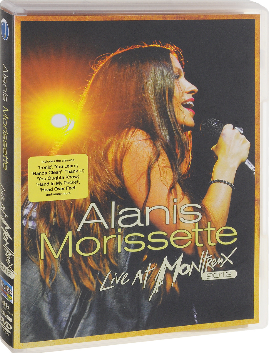 Alanis Morissette: Live At Montreux rihanna loud tour live at the o2