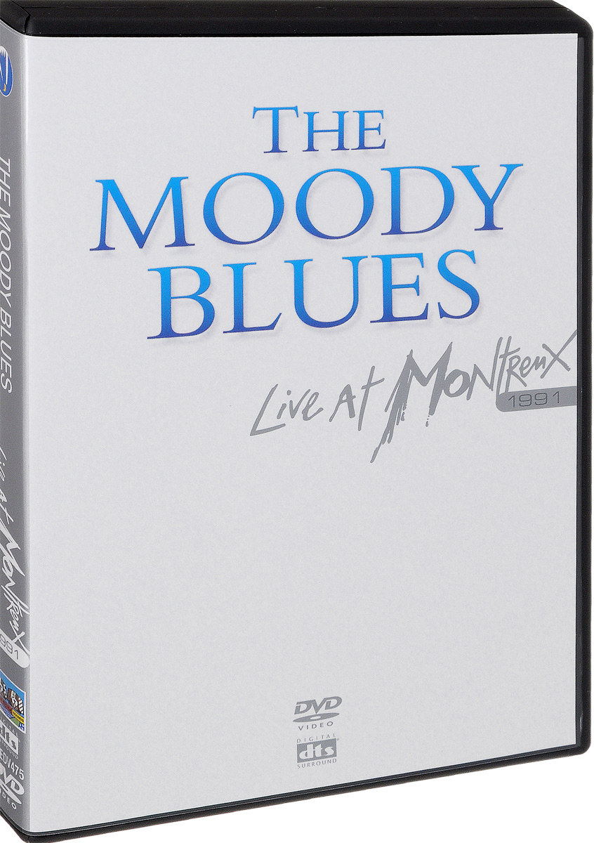 The Moody Blues: Live At Montreux 1991 montreux jazz festival dvd rom