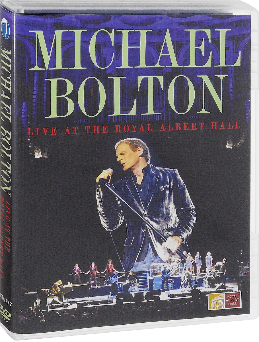 Michael Bolton: Live At The Royal Albert Hall how i live now
