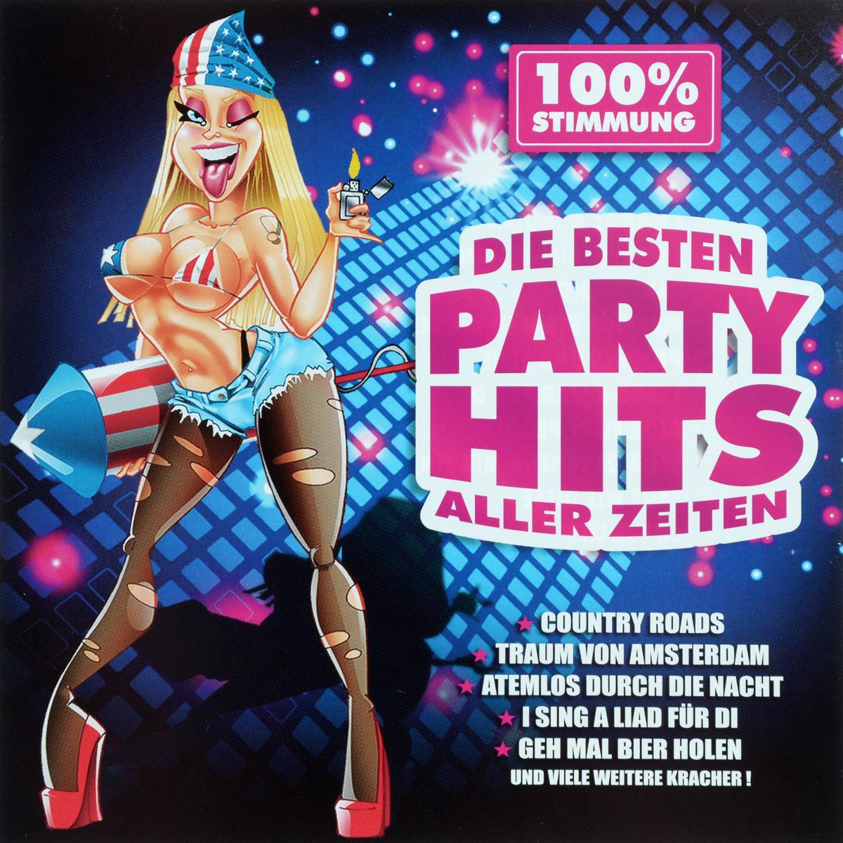 Die Besten Party Hits Aller Zeiten grupo de noche