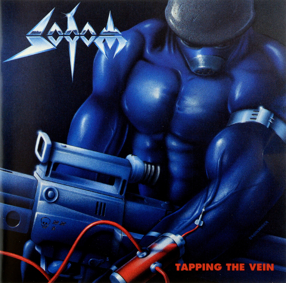 Sodom Sodom. Tapping The Vein sodom sodom official bootleg the witchhunter decade limited edition 2 lp