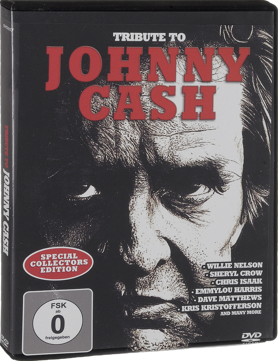 A star-studded musical tribute to the great Johnny Cash, featuring remarkable performances by such artists as Willie Nelson, Sheryl Crow, Kris Kristofferson, Dave Matthews, Emmylou Harris and many more - including the Man in Black himself. Recorded live in concert in 1999. Содержание: 01. Sheryl Crow & Willie Nelson - Jackson 02. Sheryl Crow & Willie Nelson - Orange Blossom Special 03. Chris Isaak - Guess Things Happen That Way 04. Chris Isaak - Get Rhythm 05. Willie Nelson - I Still Miss Someone 06. June Carter Cash - Ring Of Fire 07. The Mavericks - Man In Black 08. Kris Kristofferson - The Ballad Of Ira Hayes 09. Kris Kristofferson & Trisha Yearwood - Sunday Morning Coming Down 10. Brooks & Dunn - (Ghost) Riders In The Sky 11. Lyle Lovett - Tennessee Flat Top Box 12. Emmylou Harris, Sheryl Crow, Mary Chapin Carpenter & Marty Stuart - You Are What I Need 13. Dave Matthews & Emmylou Harris - The Long Black Veil 14. Marty Stuart & The Fairfield Four - Belshazzar 15. Johnny Cash - Folsom Prison Blues 16. Johnny Cash, June Carter Cash & The Ensemble - I Walk The Line