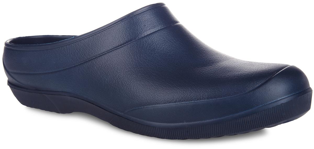 Сабо Дюна, цвет: темно-синий. 604Ц. Размер 45