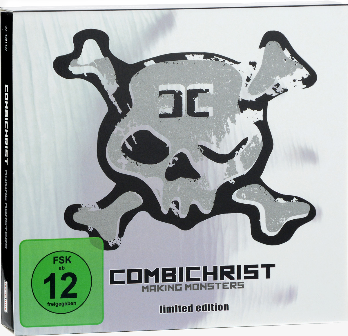 Combichrist Combichrist. Making Monsters. Limited Edition (CD + DVD)
