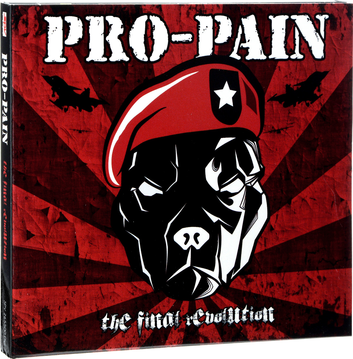 Pro-Pain Pro-Pain. The Final Revolution