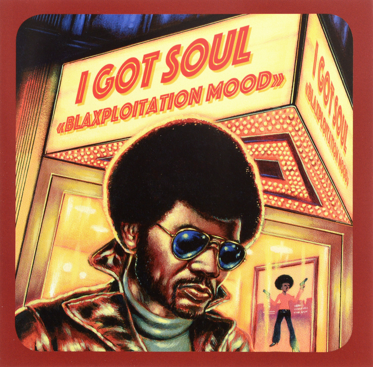 Undisputed Truth I Got Soul. Blaxploitation Mood soul i d