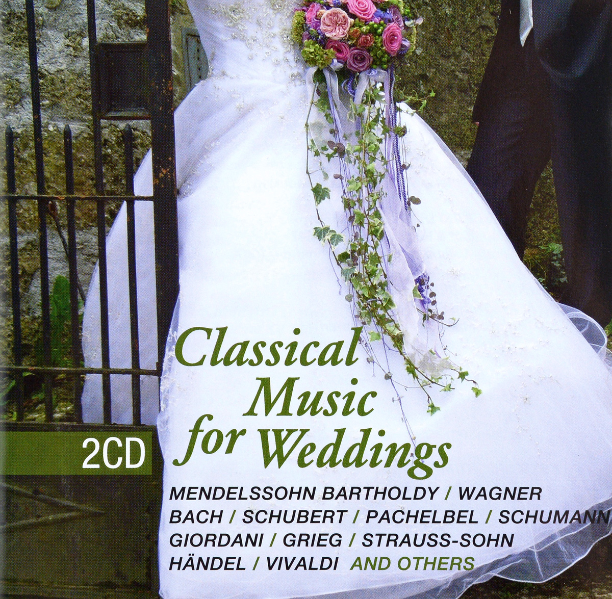 Zakazat.ru Classical Music For Weddings (2 CD)