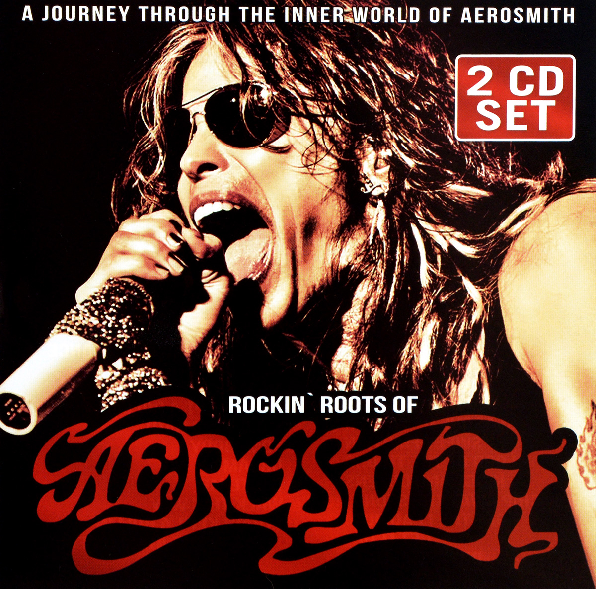 Aerosmith Aerosmith. Rockin' Roots Of Aerosmith (2 CD) cd aerosmith get your wings