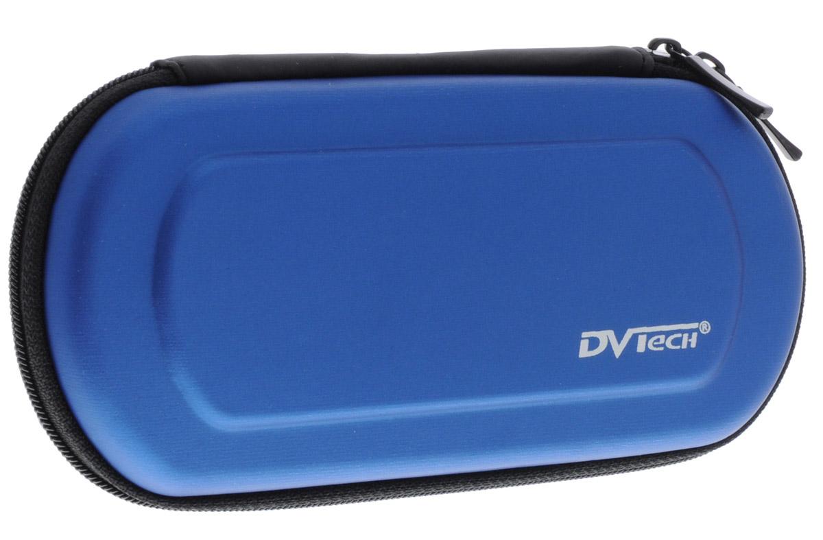 DVTech AC 488 сумка для PSP (синий) карта памяти для playstation 2 dvtech ac 202 16 мб