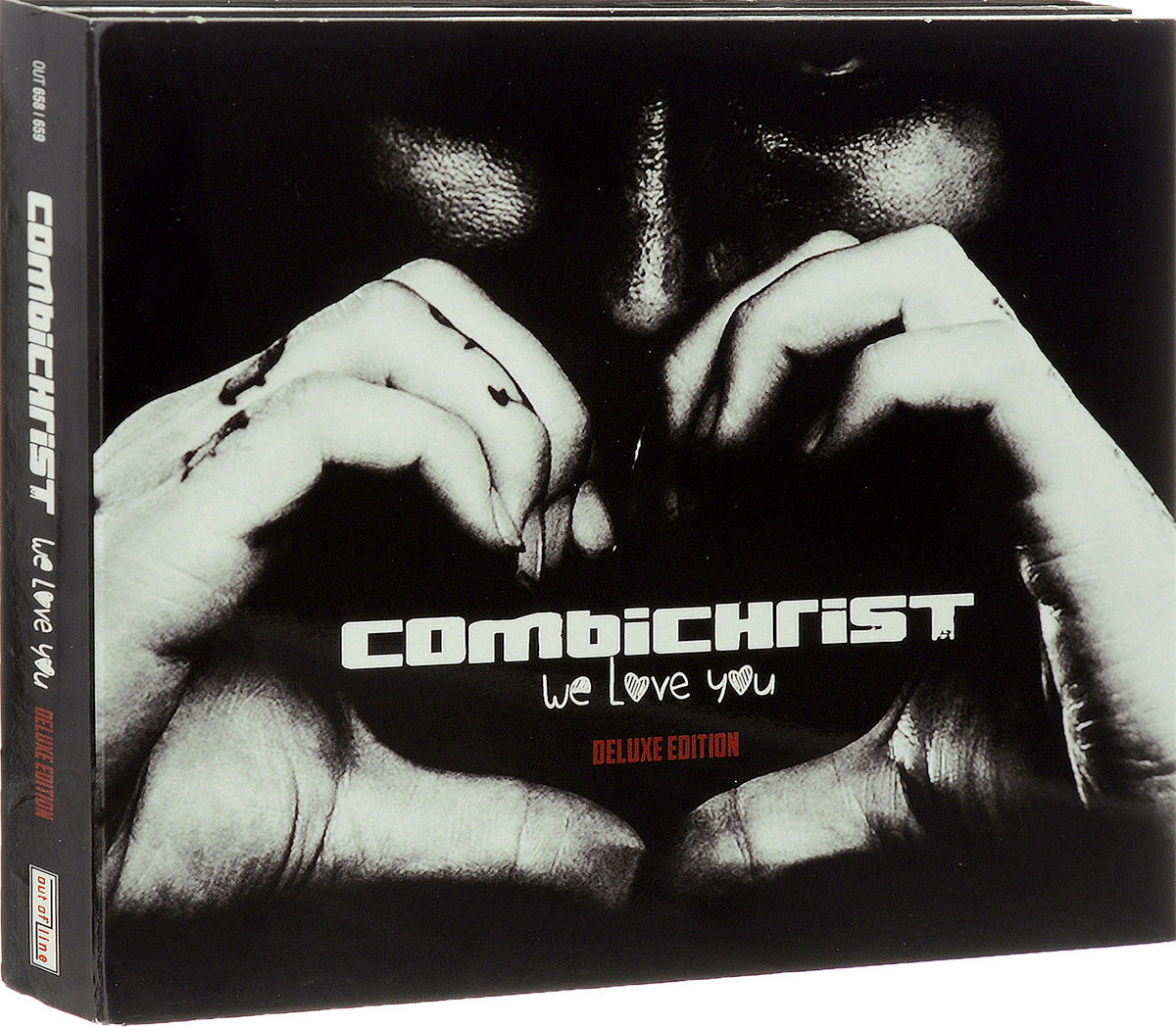 Combichrist. We Love You (2 CD)
