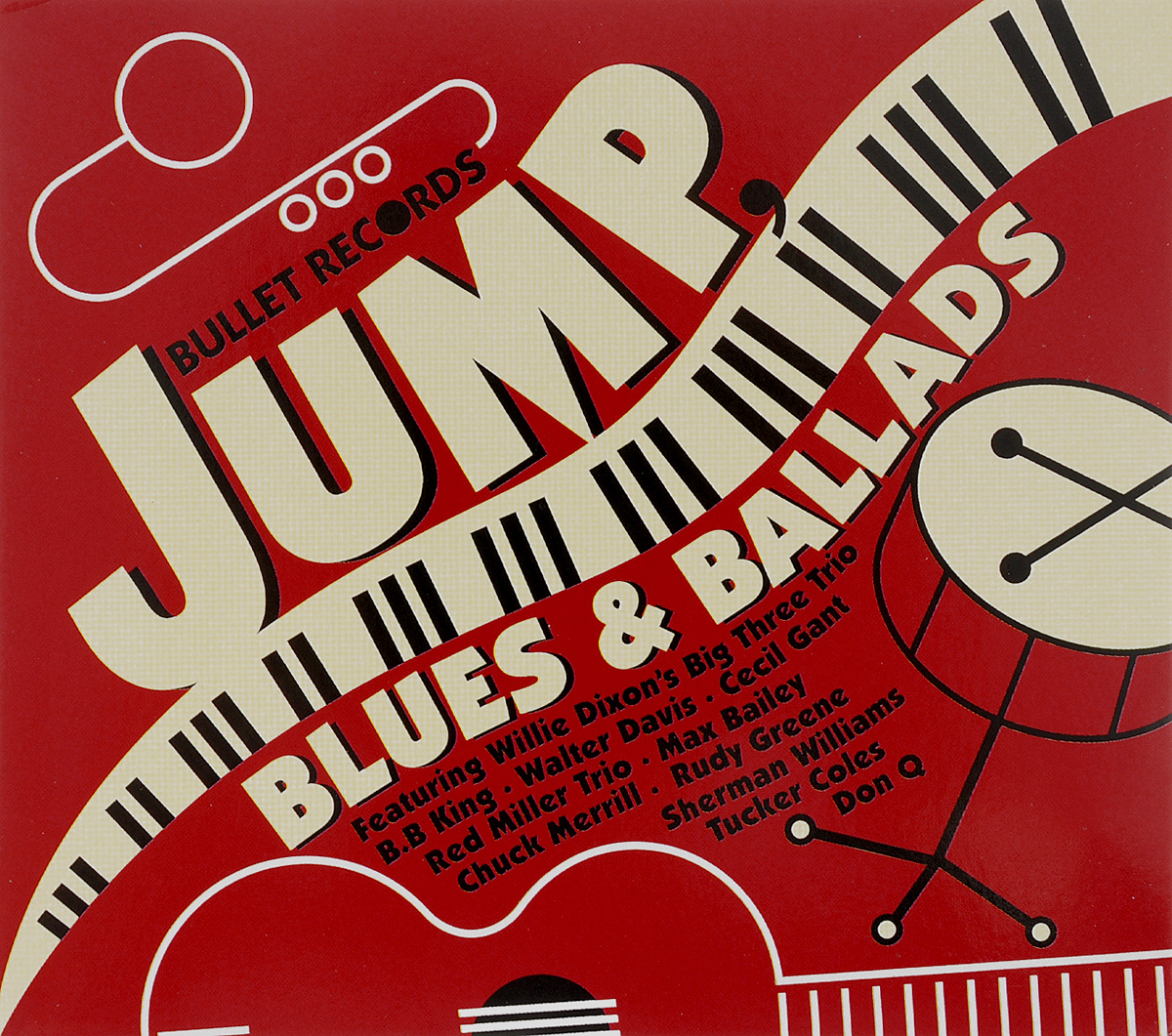 Zakazat.ru Jump, Blues & Ballads
