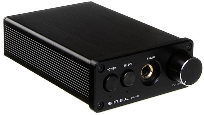 SMSL SD-793 II, Black усилитель для наушников - Hi-Fi компоненты