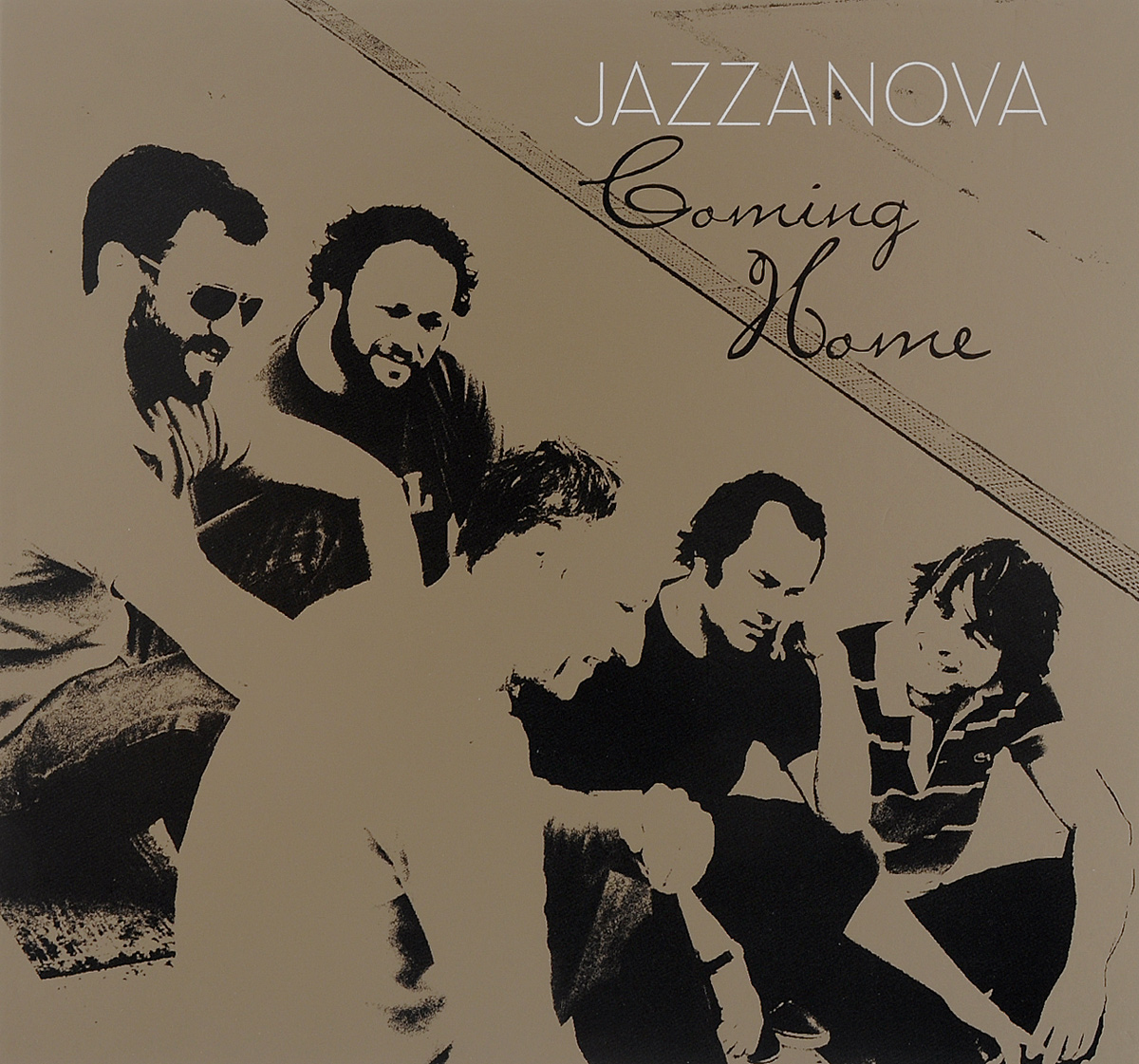 Jazzanova Coming Home By Jazzanova cd led zeppelin ii deluxe edition