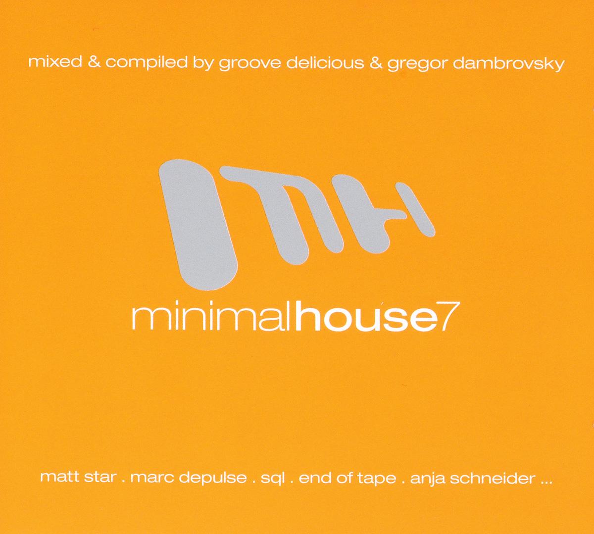 Minimal House 7 (2 CD) minimal house 3 2 cd