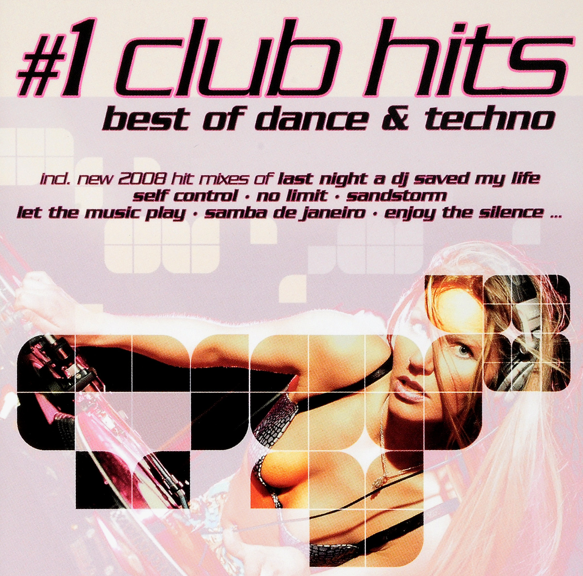 Nr. 1 Club Hits. Best Of Dance & Techno (2 CD) cd диск running wild best of adrian 1 cd page 6