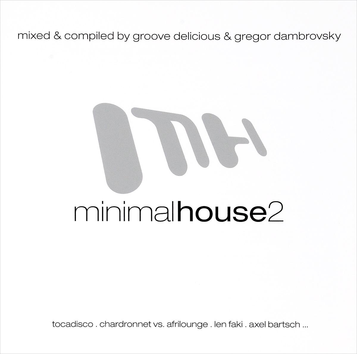 Minimal House 2 (2 CD) minimal house 3 2 cd