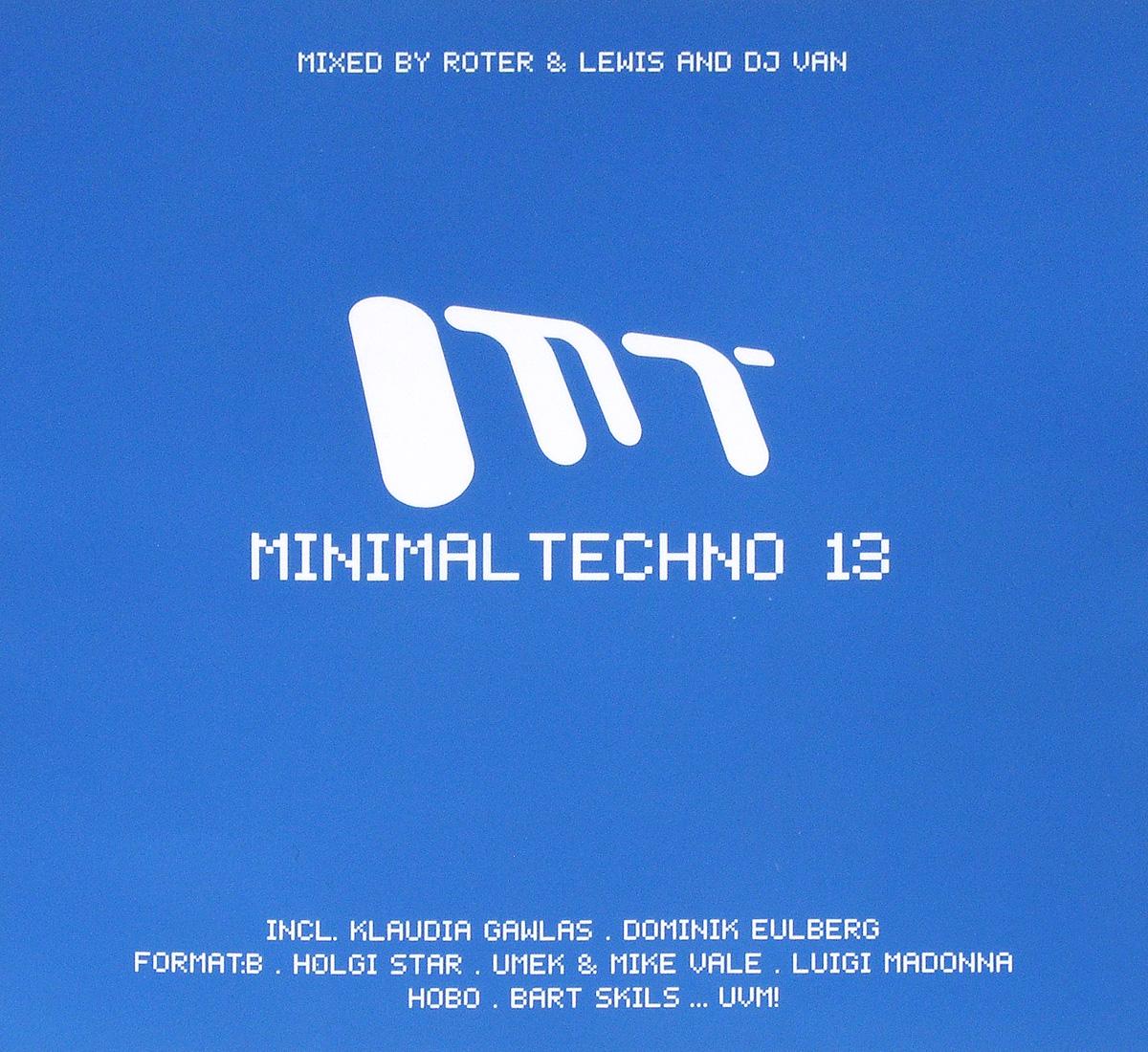 MinimalTechno13 (2 CD)