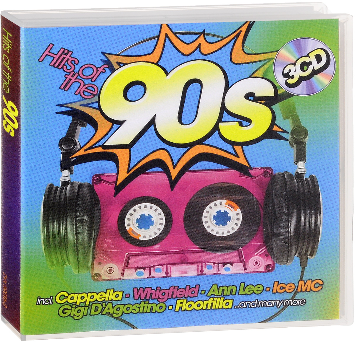 Zakazat.ru Hits Of The 90s (3 CD)