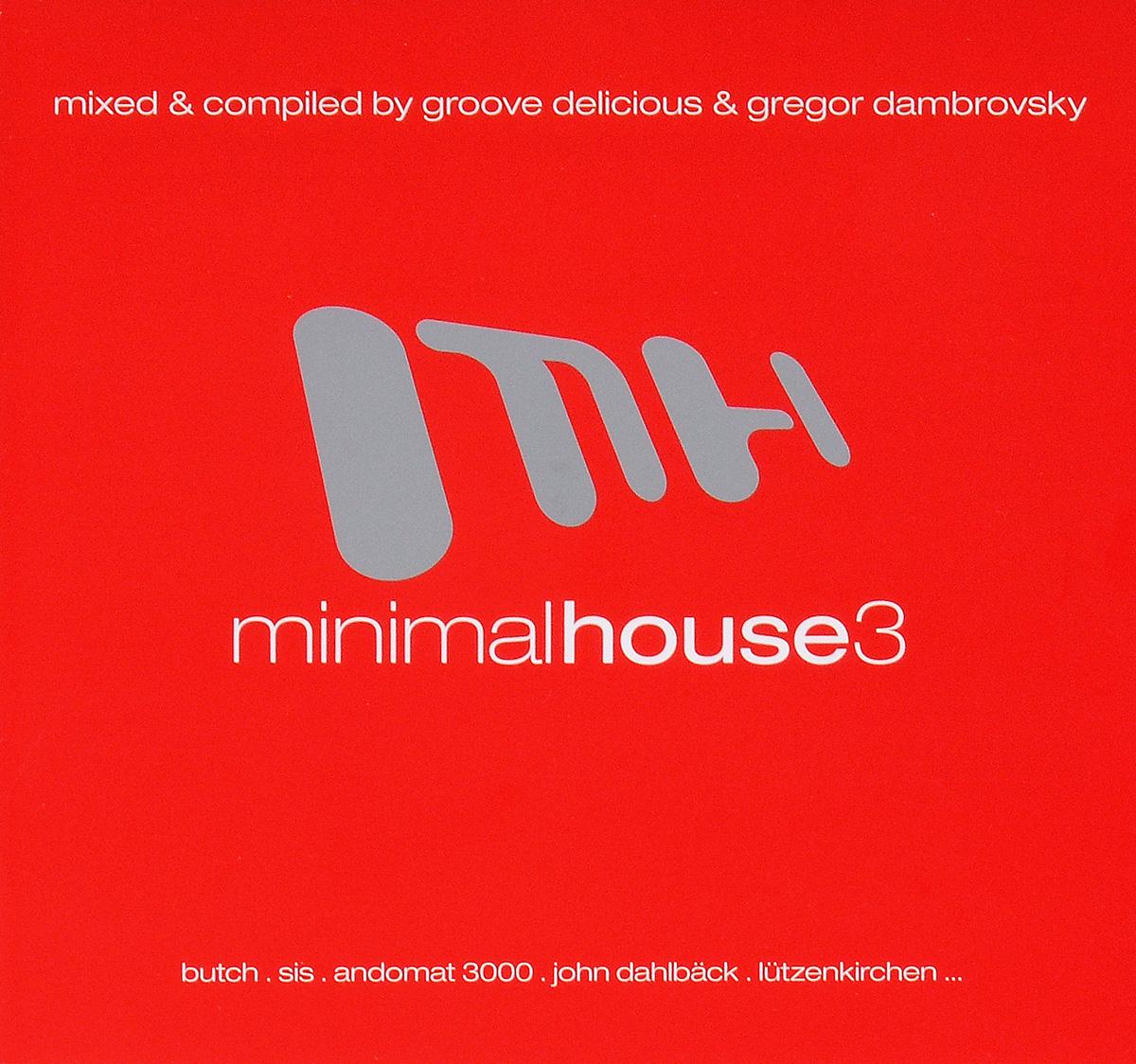 Minimal House 3 (2 CD) minimal house 3 2 cd