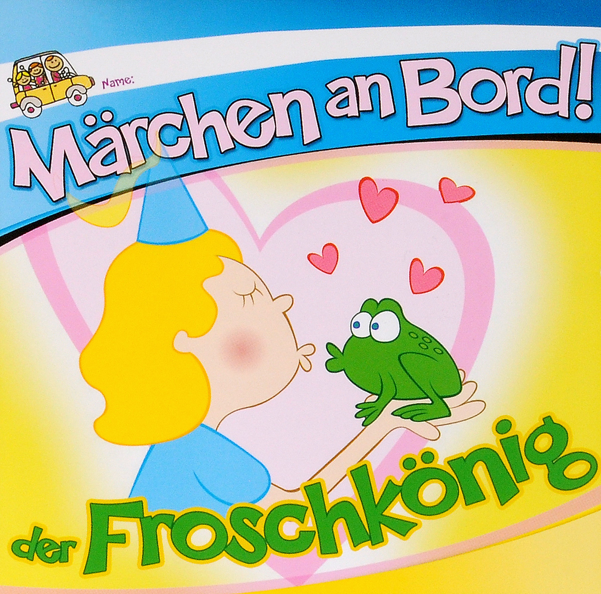 Marchen An Bord! Der Froschkonig