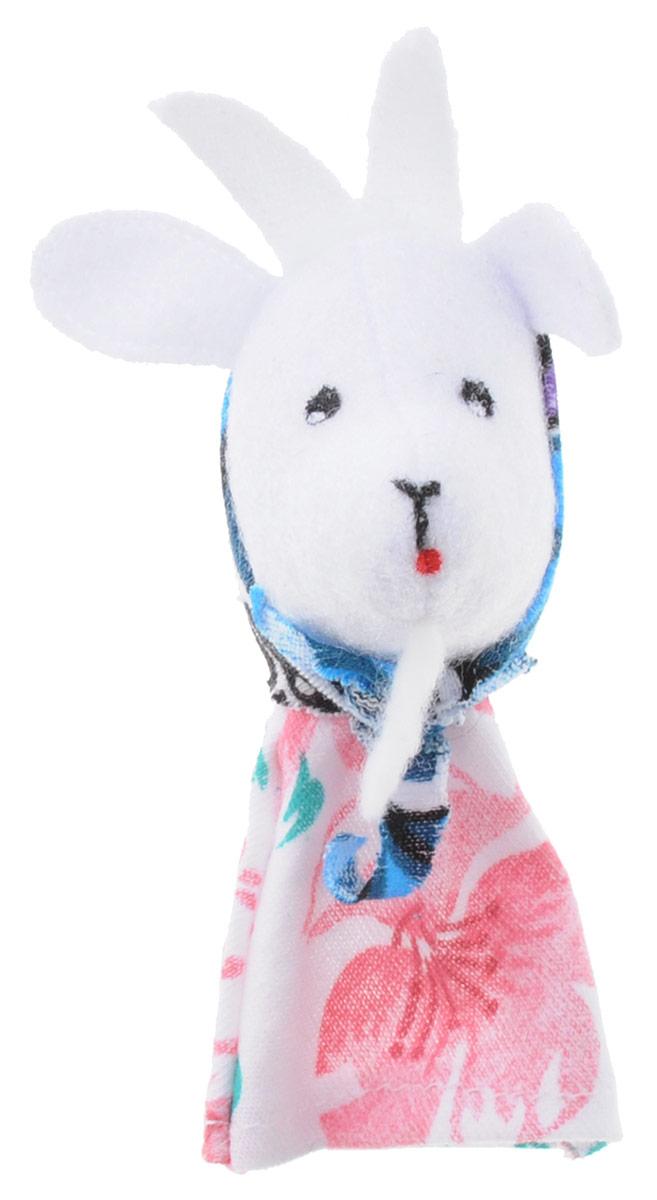 Наивный мир Пальчиковая кукла Коза  - купить со скидкой