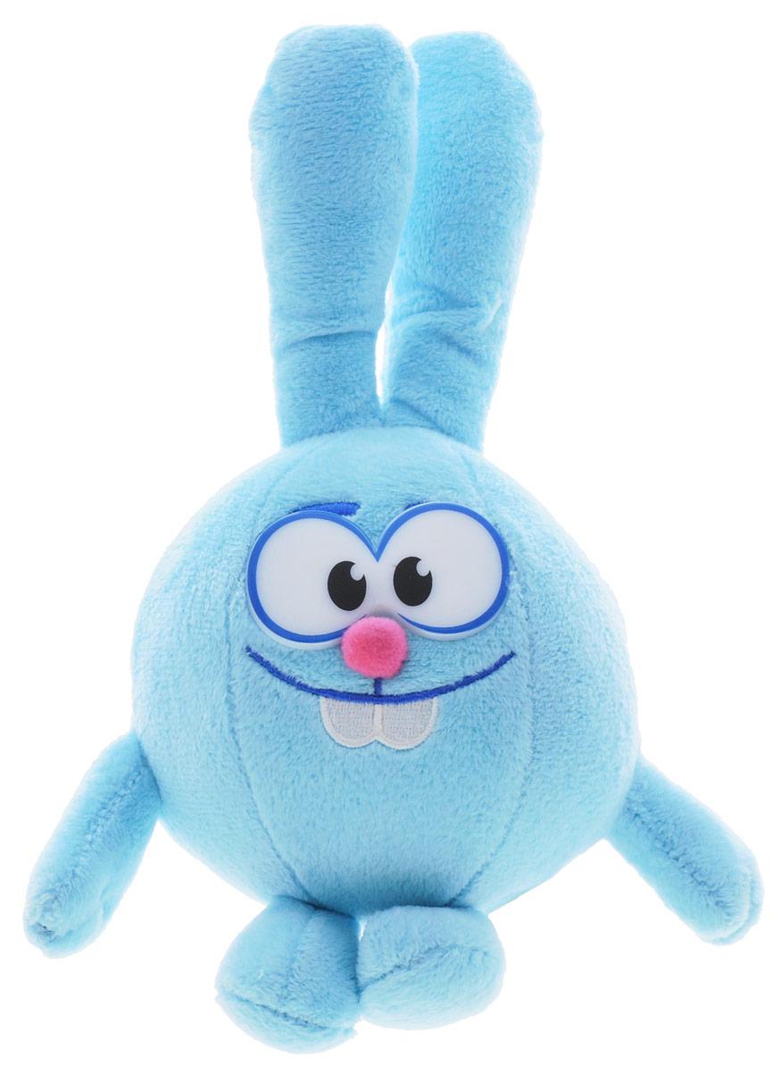 Мульти-Пульти Мягкая озвученная игрушка Смешарики Крош 10 см мульти пульти мягкая игрушка мульти пульти смешарики крош