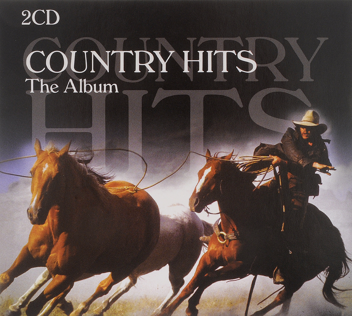 Джонни Кэш Country Hits. The Album (2 CD) массимо фарао piano world hits 2 cd