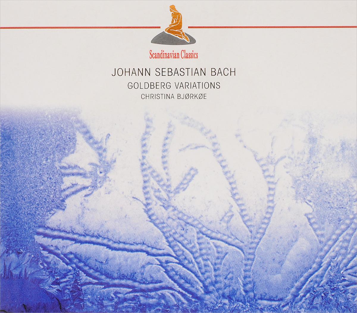 Christina Bjorkoe Scandinavian Classics. Christina Bjorkoe. Johann Sebastian Bach. Goldberg Variations stefan hussong johann sebastian bach goldberg variations