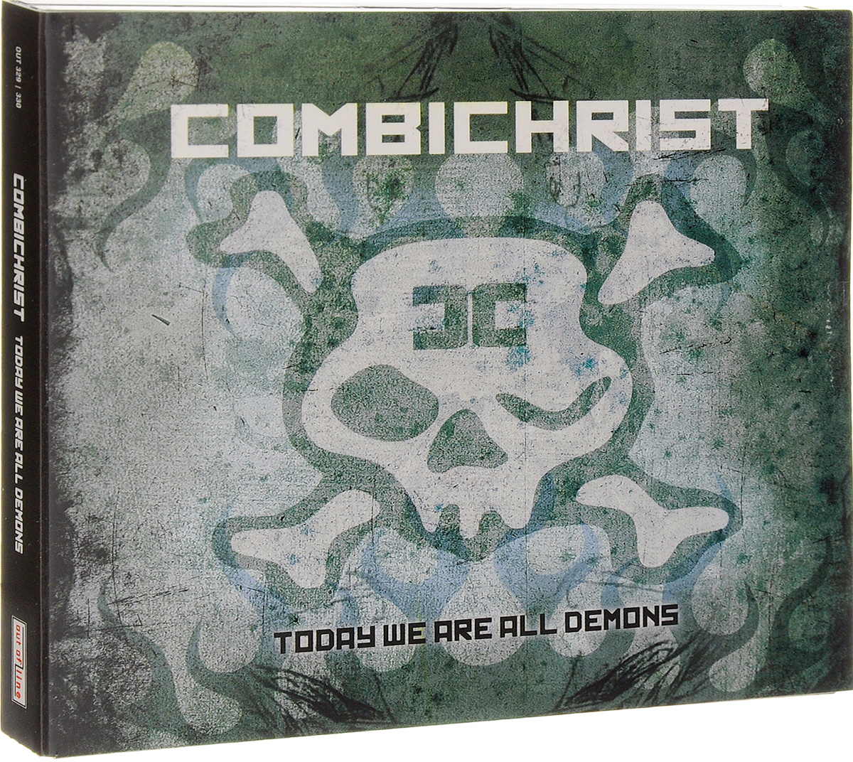 Combichrist. Today We Are All Demons. Deluxe Edition (2 CD)