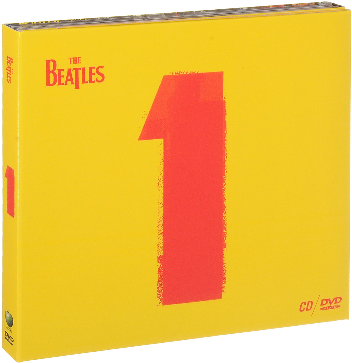 The Beatles The Beatles. 1 (CD + DVD) cd beatles live at the hollywood bowl