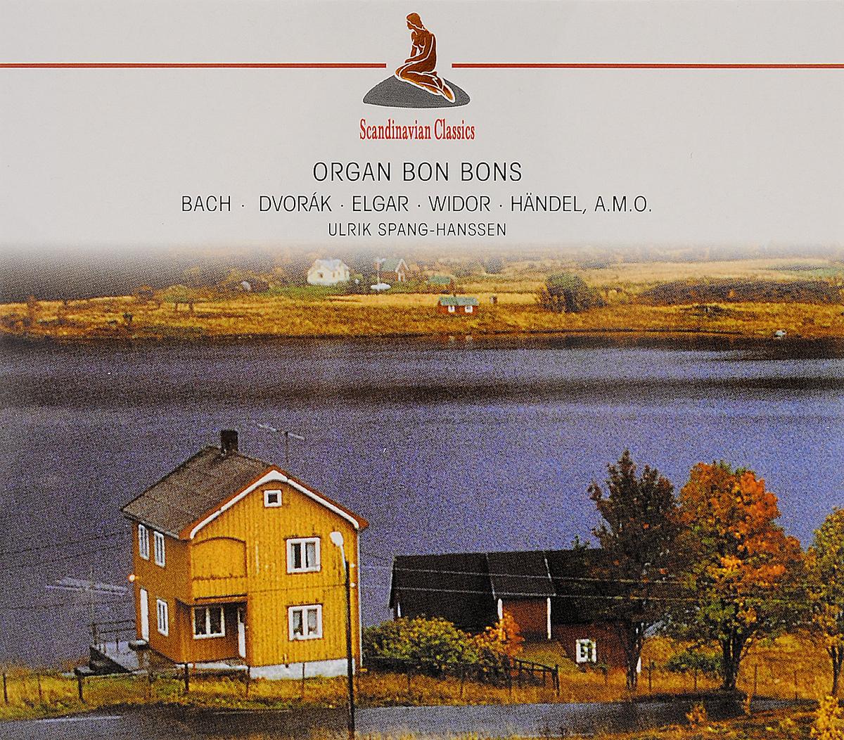 Ульрик Спанг-Хэнссен Scandinavian Classics. Ulrik Spang-Hanssen. Organ Bon Bons the cambridge satchel company сумка на руку