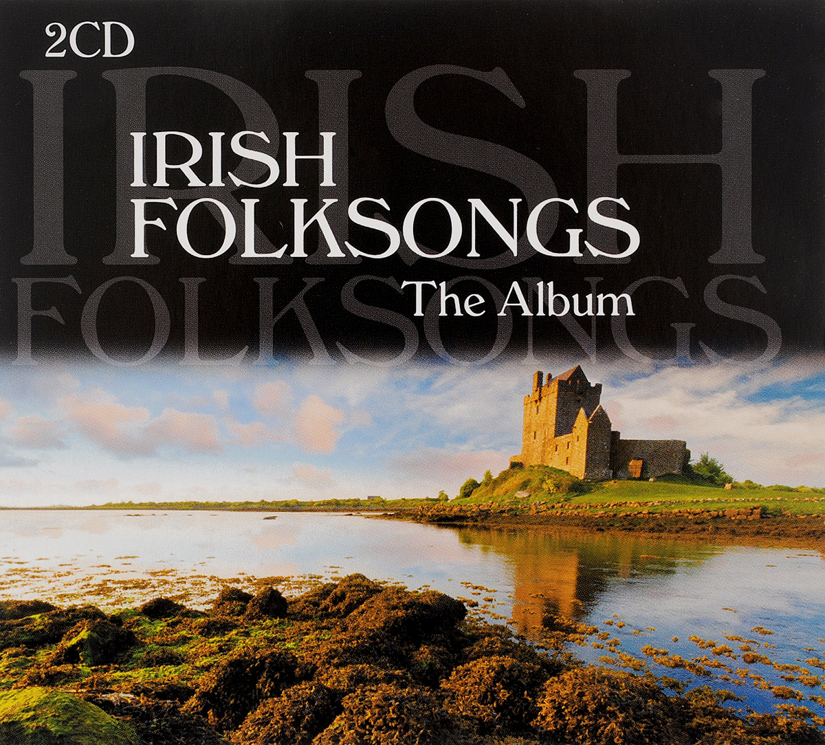 The Album. Irish Folksongs (2 CD) cd billie holiday the centennial collection
