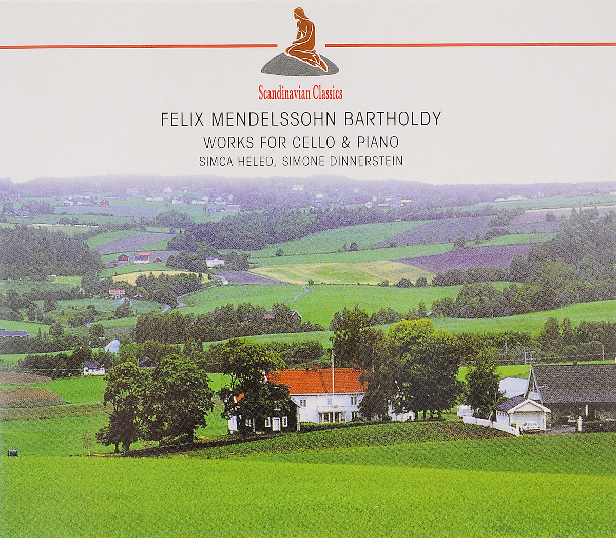 Felix Mendelssohn Bartholdy. Works For Cello & Piano