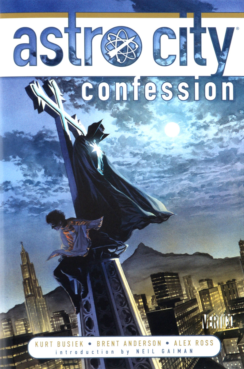 Astro City: Confession astro city vol 14