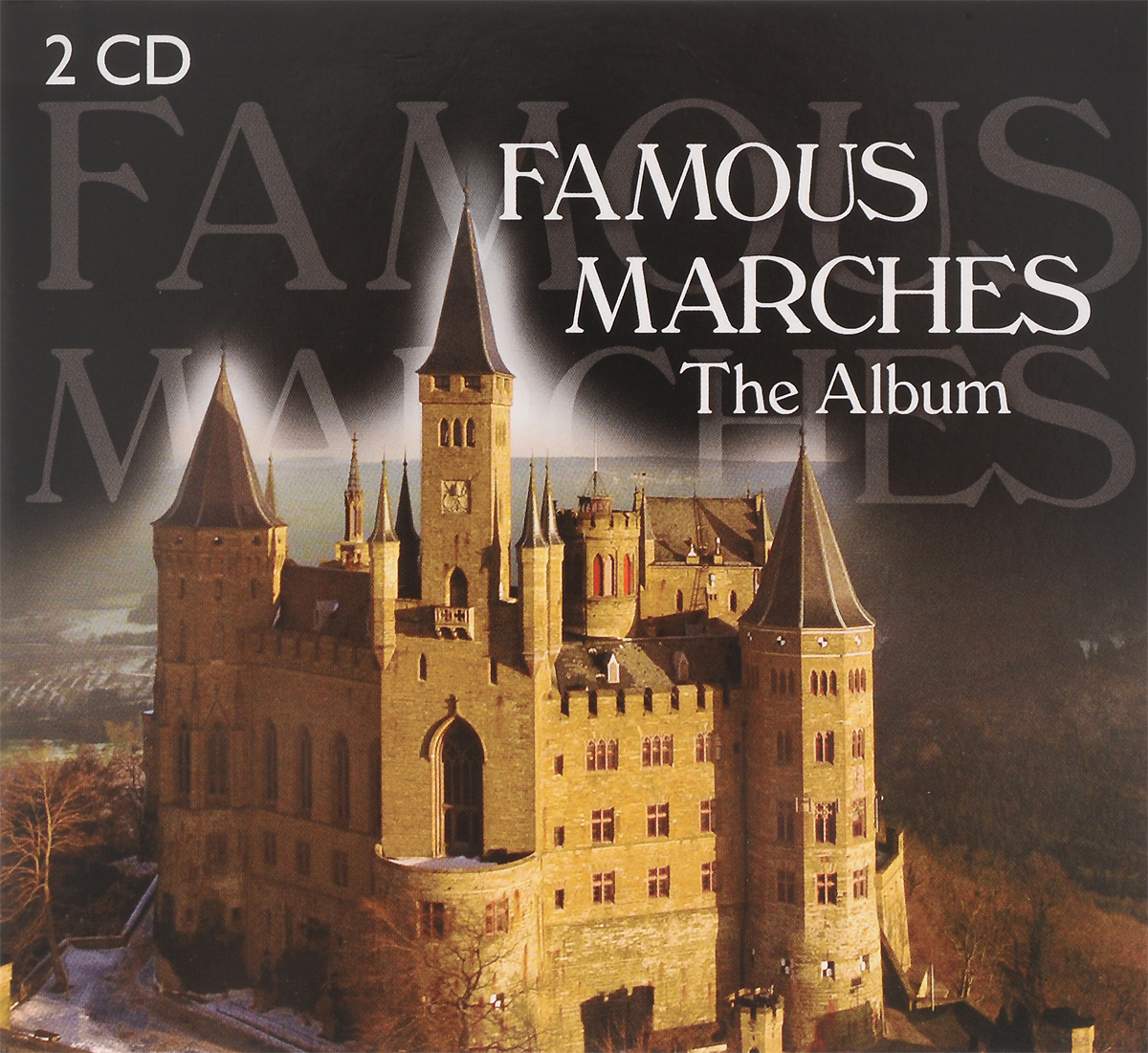 Zakazat.ru The Album. Famous Marches (2 CD)