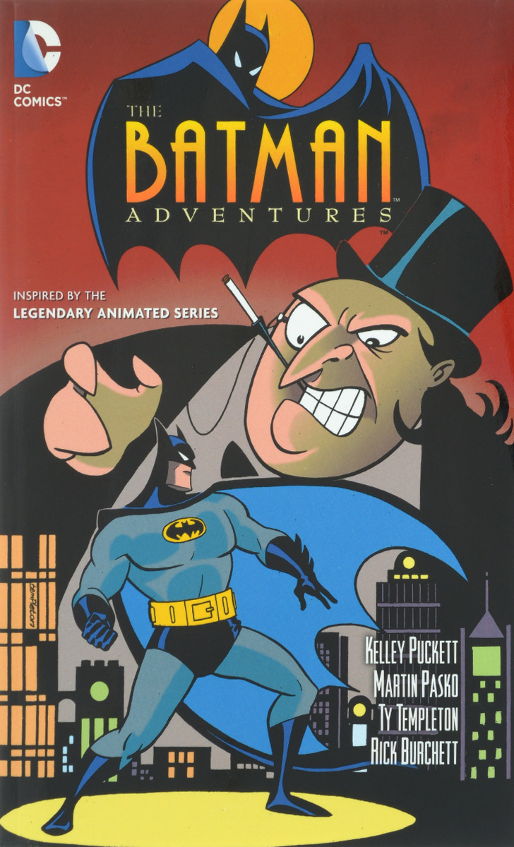 The Batman Adventures: Volume 1 the batman adventures volume 2