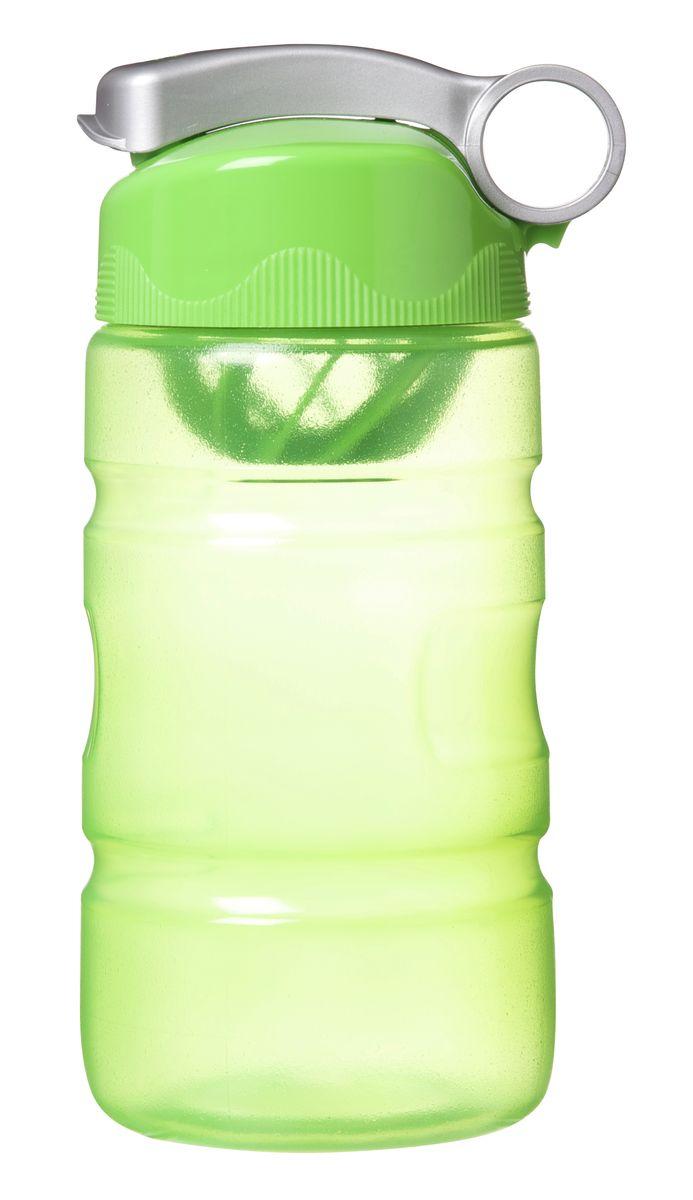 Питьевая бутылка Sistema, спортивная, цвет: салатовый, 560 мл бутылка спортивная salomon soft flask 500 мл