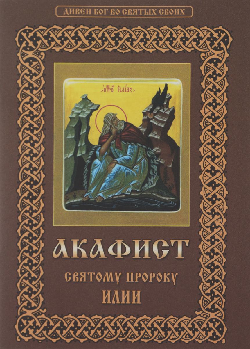 Акафист святому пророку Божию Илии александр трофимов акафист святому праведному иоанну русскому