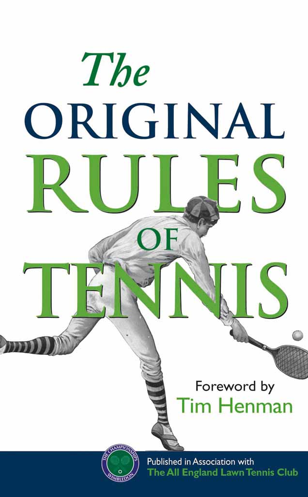 The Original Rules of Tennis david cottrell the first two rules of leadership