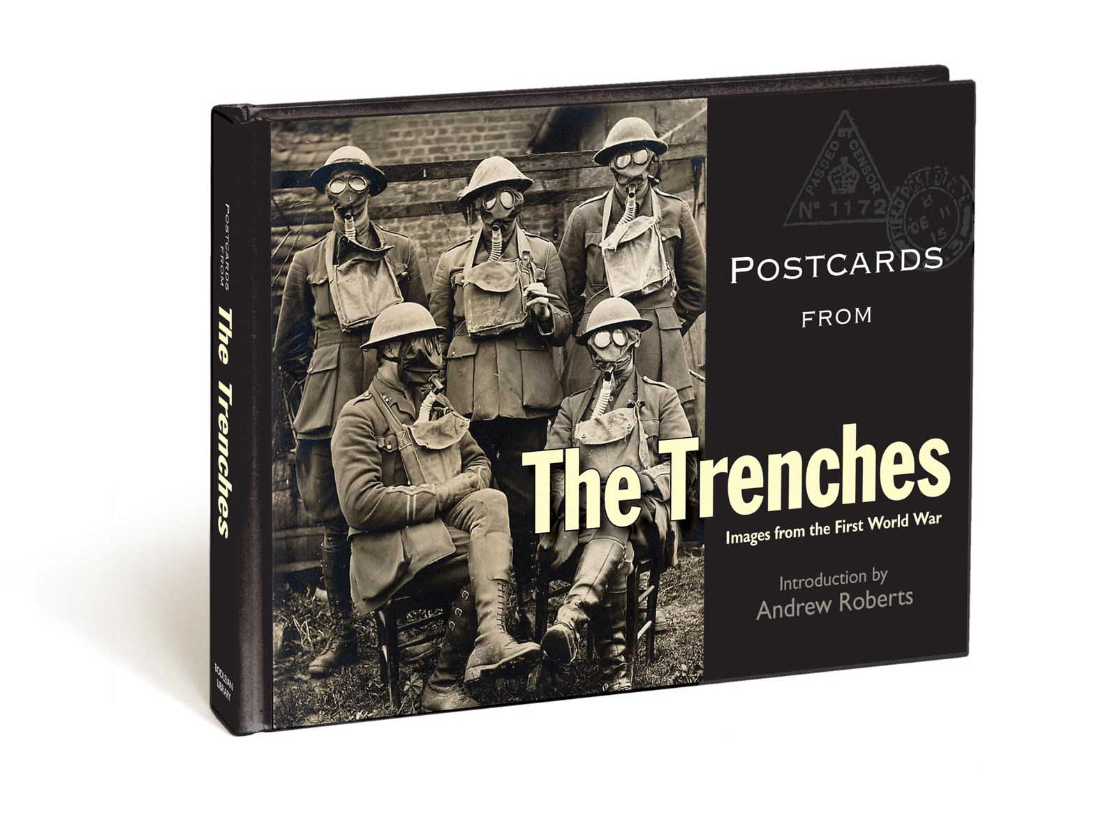 The Trenches: Images from the First World War 30pcs in one postcard take a walk on the go new york america christmas postcards greeting birthday message cards 10 2x14 2cm