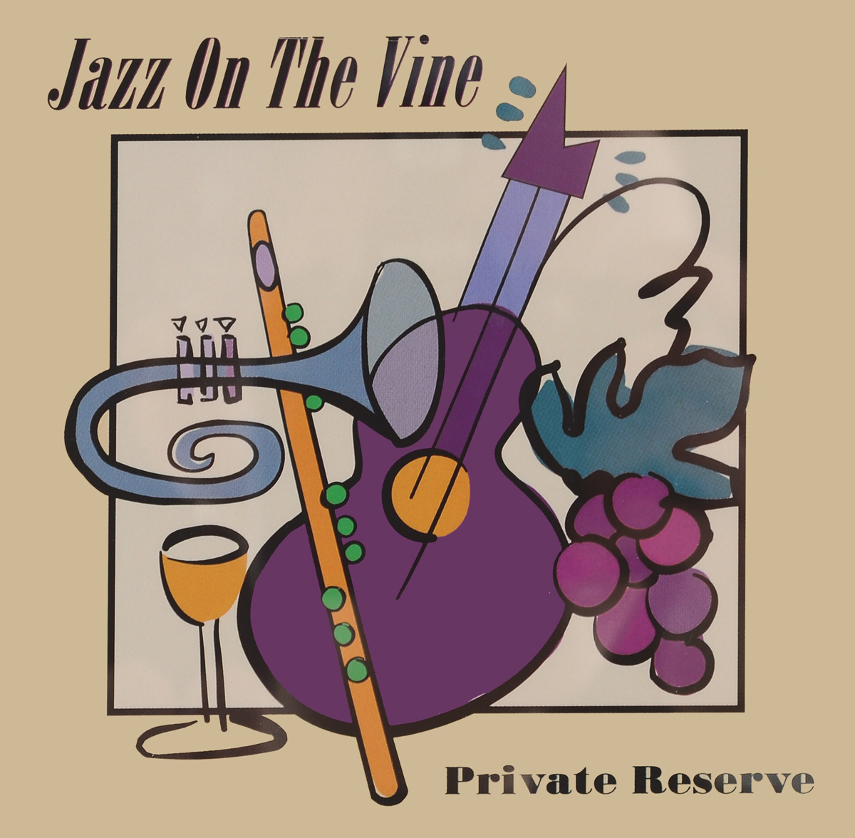 Jazz On The Vine Private Reserve