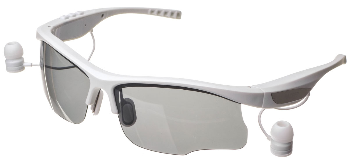 Harper HB-600, White очки с Bluetooth-гарнитурой - Bluetooth-гарнитуры