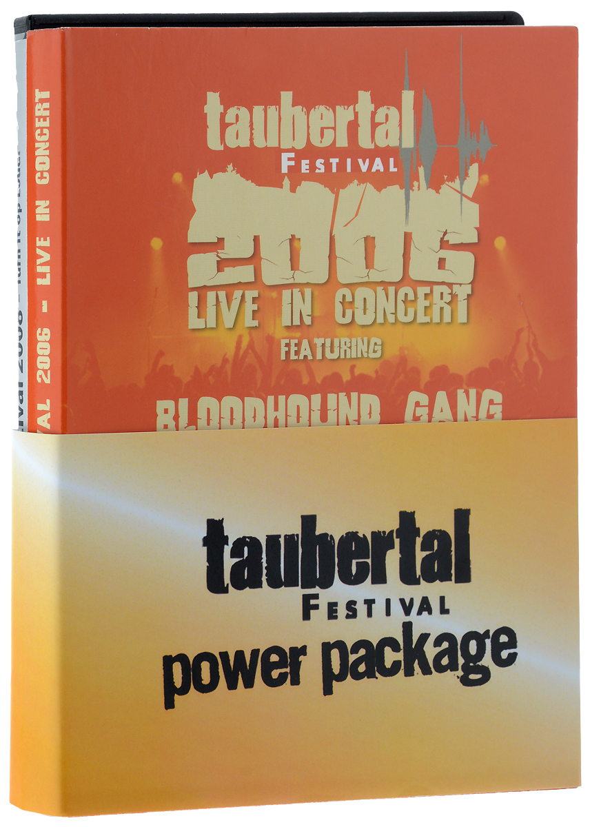 Taubertal-Festival Power Package (3 DVD) extrabreit festival collection 2 dvd