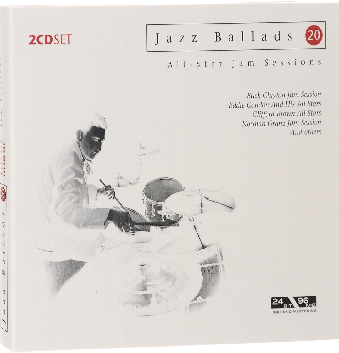 All Star Jam Sessions. Jazz Ballads 20 (2 CD) bbc sessions cd