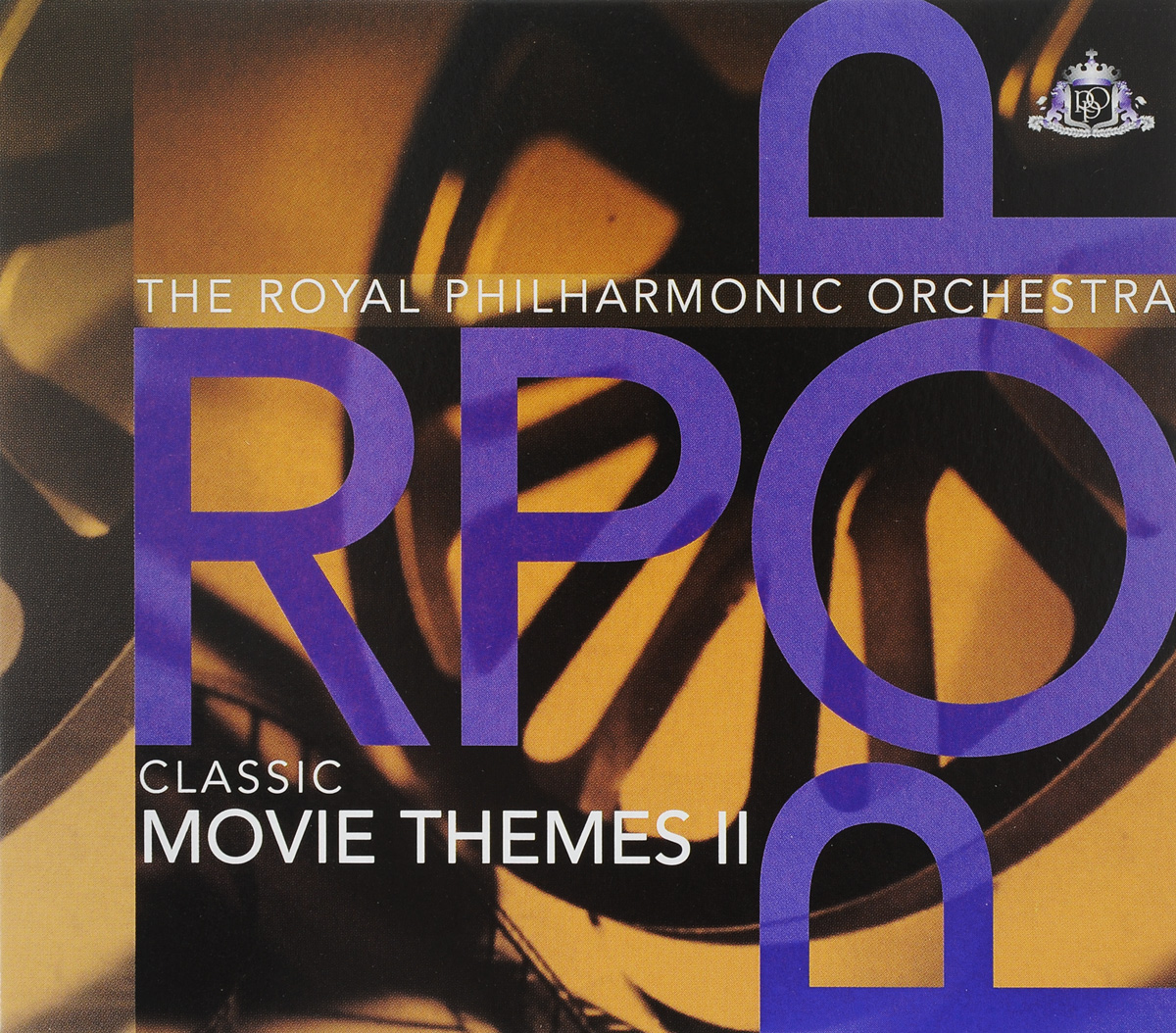 The Royal Philharmonic Orchestra Royal Philharmonic Orchestra. Classic Movie Themes II the royal philharmonic orchestra royal philharmonic orchestra classic movie themes ii